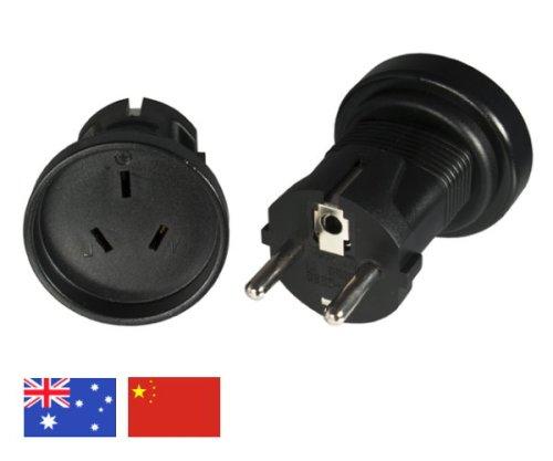 DINIC Kabel Shop - Stromadapter Australien/China Typ I auf ...